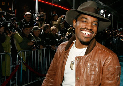 "18. Andre ""Andre 3000"" Benjamin  $7 million, tie"