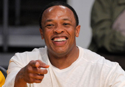 "11. Andre ""Dr. Dre"" Young  $13 million"
