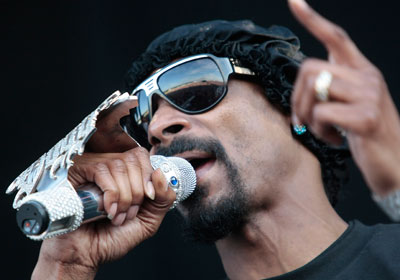 "12. Calvin ""Snoop Dogg"" Broadus  $11 million"
