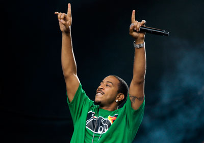 "13. Christopher ""Ludacris"" Bridges  $10 million"