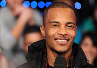 "14. Clifford ""T.I."" Harris  $8 million, tie"