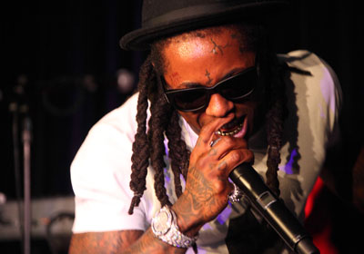 "6. Dwayne ""Lil Wayne"" Carter  $18 million"