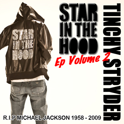 STAR IN THE HOOD VOL2 FRONT