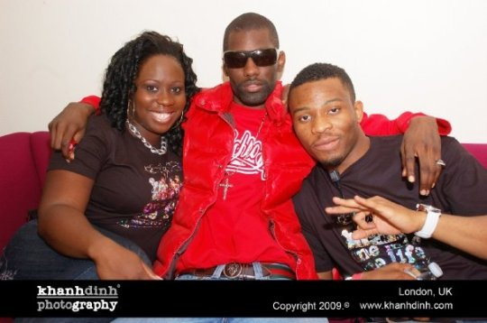 Kamilah, Wretch 32 & Myself