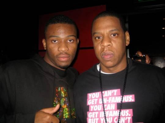 Myself & Jigga!