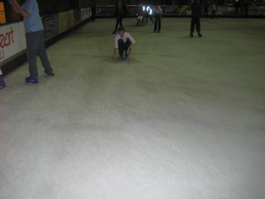 Ice Skating in Bournemouth
